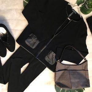 Ralph Lauren zip sweater & purse bundle as a gift!